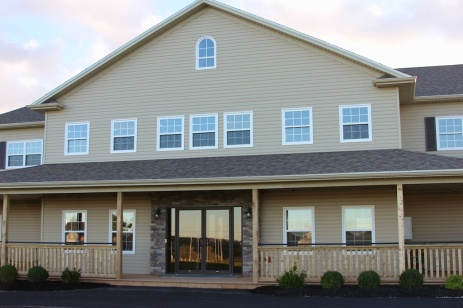 Entrance to Burnside Community Care