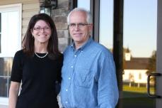 Myrtle and Alan MacPhee